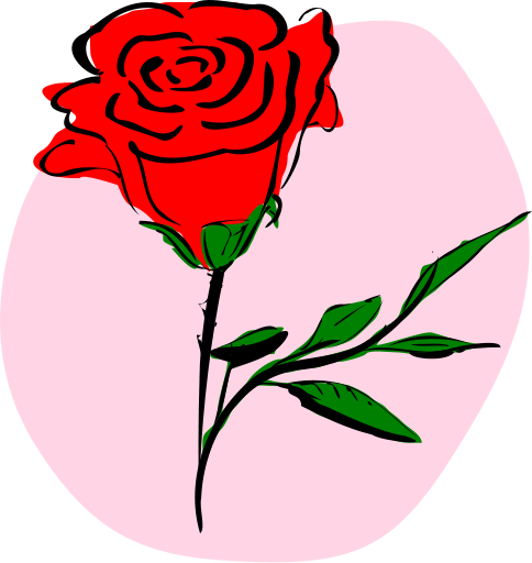 Free Rose Clipart-Free Rose Clipart-6