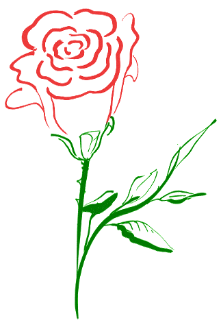 Free Rose Clipart-Free Rose Clipart-3