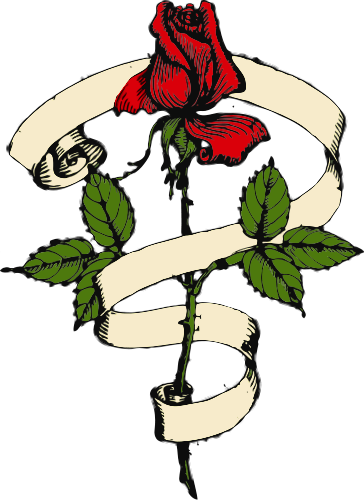 Free Rose Clipart-Free Rose Clipart-4