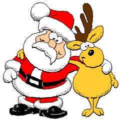 Free Santa Claus Clipart