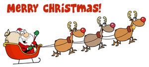 Free Santa Clip Art Image: Sa - Merry Christmas Clip Art Free