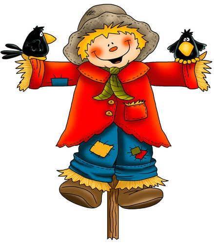 ... Free Scarecrow Clipart Pictures - Clipartix ...