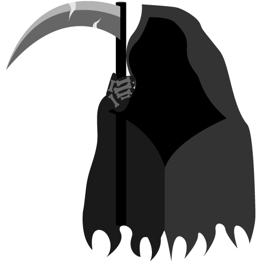 Free Scary Grim Reaper Clip Art-Free Scary Grim Reaper Clip Art-1