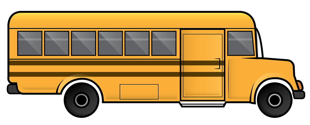 Free School Bus Clip Art