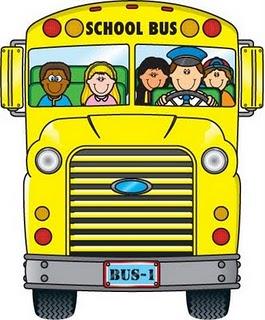 Free school bus clipart .
