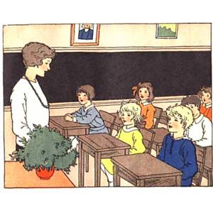 Free School Classroom Clipart .-Free School Classroom Clipart .-19