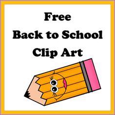 Free School Clip Art for Teachers-Free School Clip Art for Teachers-16