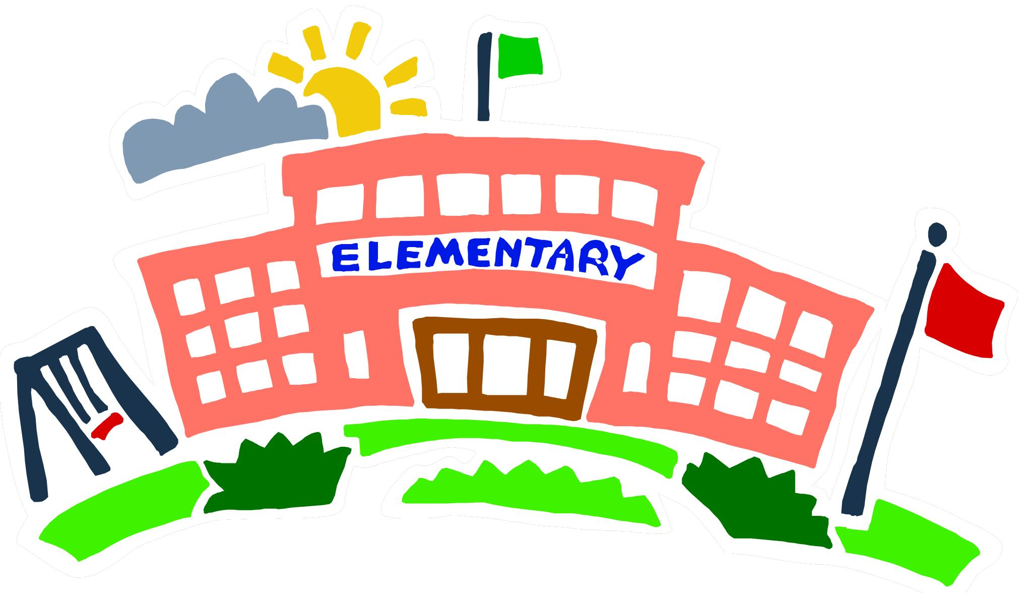 Free School Clip Art From - Vergilis Clipart; Elementary .