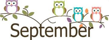 Free September Clipart