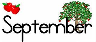 Free September Harvest Clipart