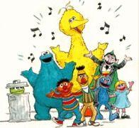 Free Sesame street Clip-art .