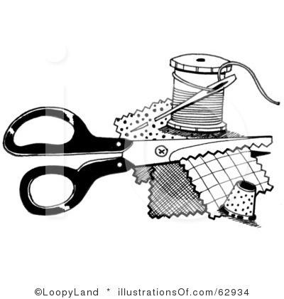 Free Sewing Clipart. sewing clipart