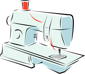 Free Sewing Machine 3 Clipart Free Clipart Graphics Images And