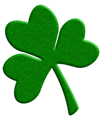Free shamrock clipart public domain holiday stpatrick clip art 6