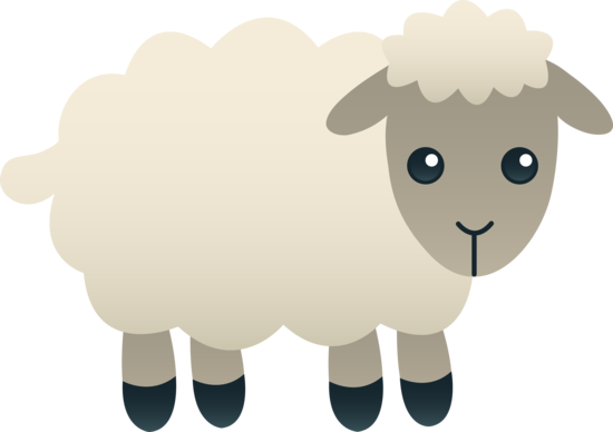 Free Sheep Clipart-Free Sheep Clipart-6