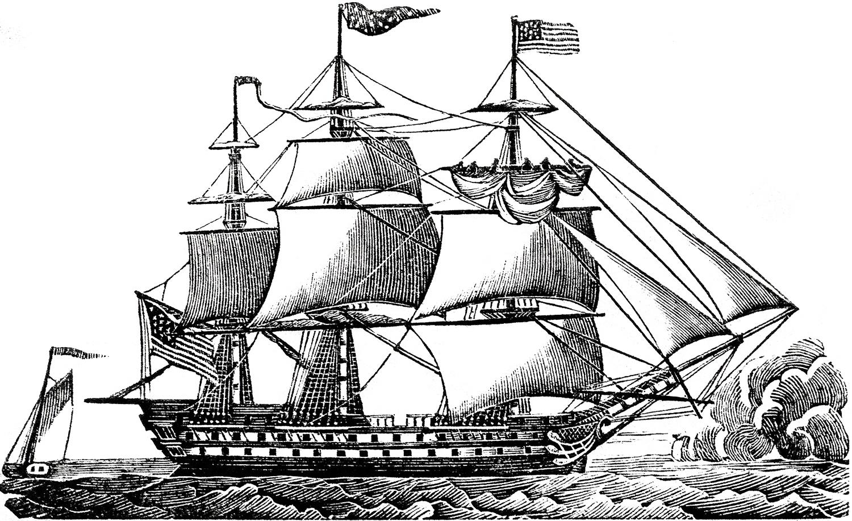 Free Ship Clip Art