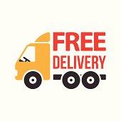 . ClipartLook.com Free Shipping; Free De-. ClipartLook.com Free Shipping; Free Delivery Icon. Flat Style.-13