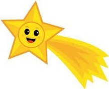 Free Shooting Star Clipart-Free Shooting Star Clipart-6