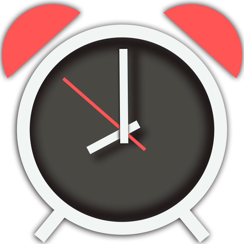 Free Simple Alarm Clock Clip Art-Free Simple Alarm Clock Clip Art-11