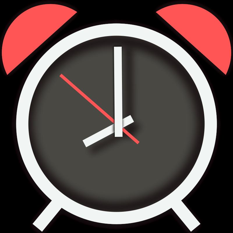Free Simple Alarm Clock Clip Art-Free Simple Alarm Clock Clip Art-15