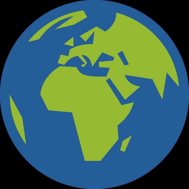 Free Simple Earth Clip Art-Free Simple Earth Clip Art-4