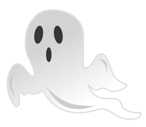 Free Simple Ghost Clip Art