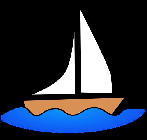 Free Simple Sailboat Clip Art-Free Simple Sailboat Clip Art-5
