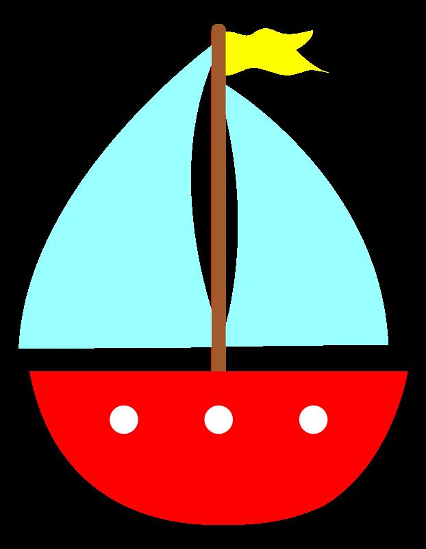 Free Simple Sailboat Clip Art-Free Simple Sailboat Clip Art-6