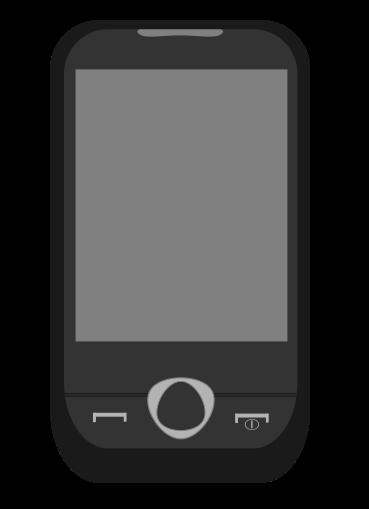 Free Simple Smartphone Clip Art-Free Simple Smartphone Clip Art-5