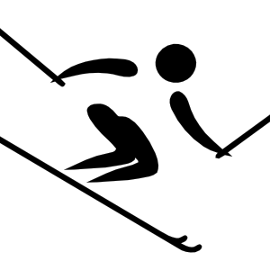 Free Skiing Clipart. Skier-Free Skiing Clipart. Skier-4