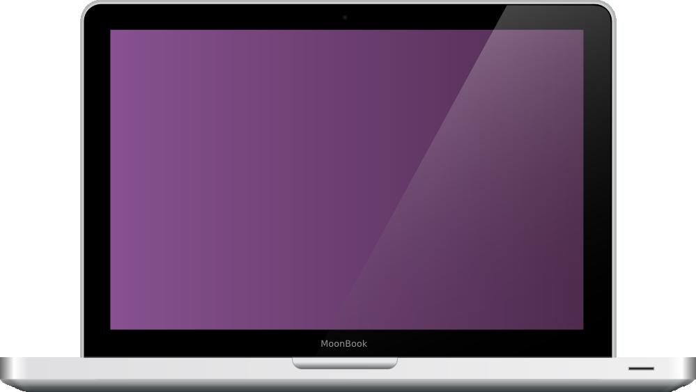Free Sleek Laptop Clip Art-Free Sleek Laptop Clip Art-3