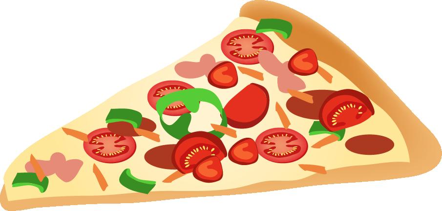 Free Slice of Pizza Clip Art-Free Slice of Pizza Clip Art-5