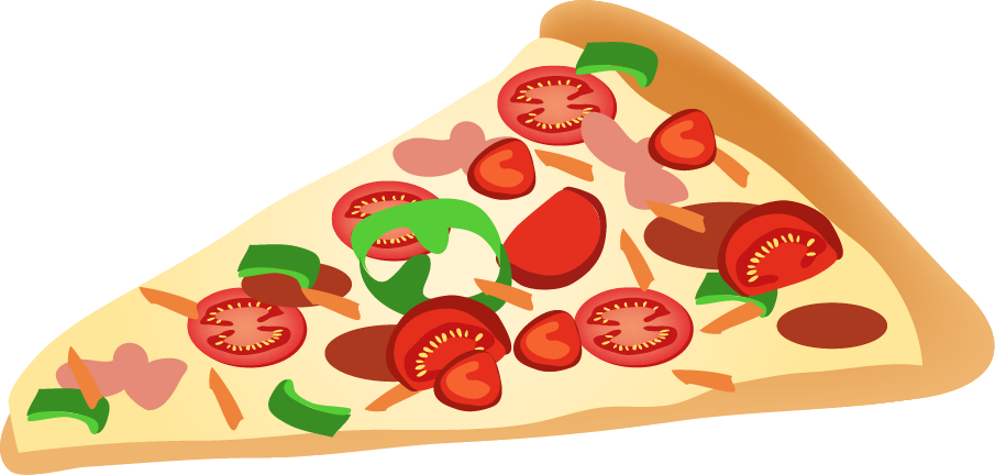 Free Slice of Pizza Clip Art