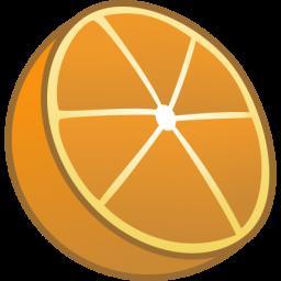 Free Sliced Orange Clip Art U0026middot;-Free Sliced Orange Clip Art u0026middot; orange7-2