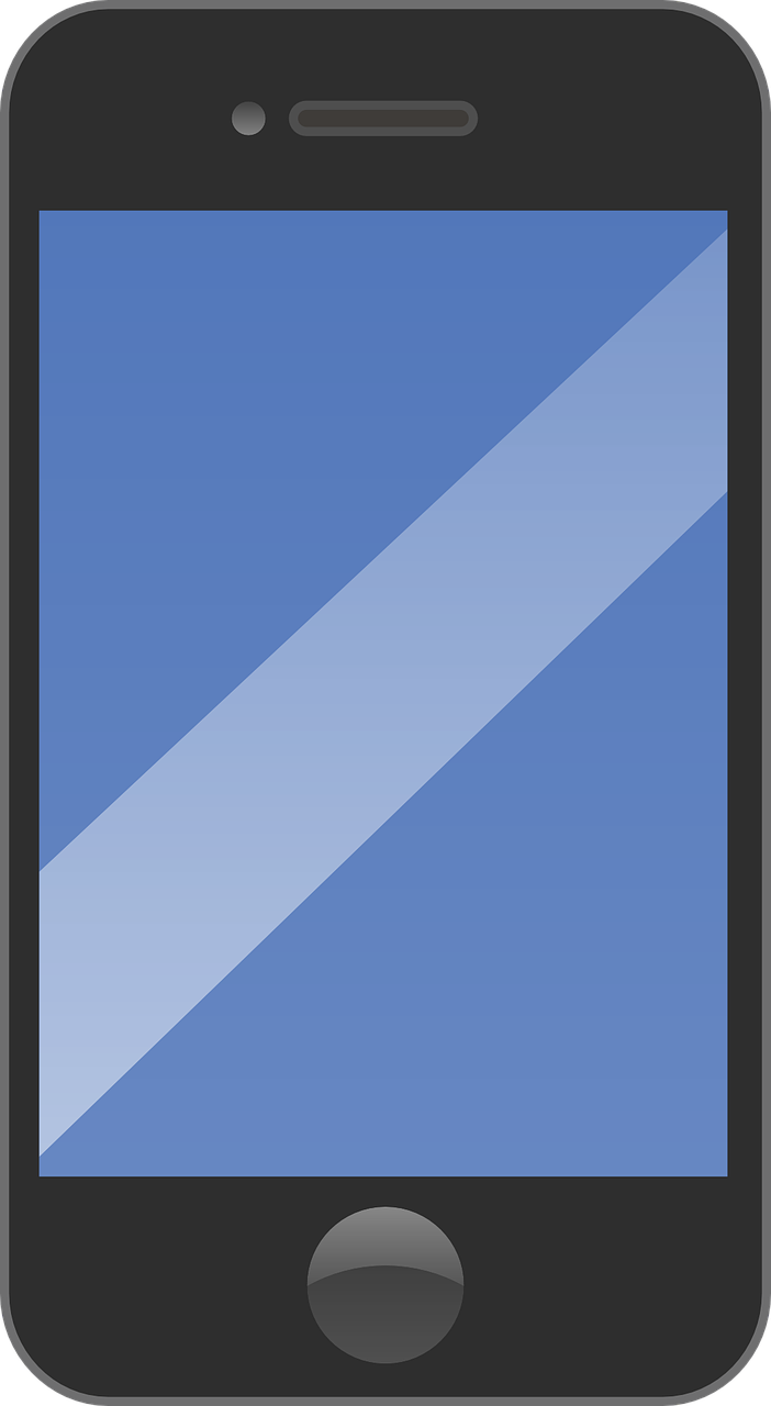 Free Smartphone Clip Art U0026middot; Sm-Free Smartphone Clip Art u0026middot; smartphone18-6