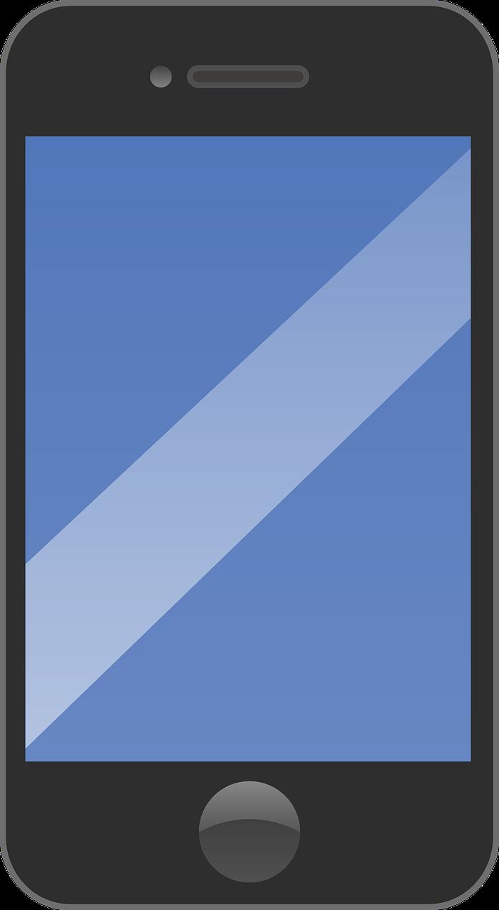 Free Smartphone Clip Art u0026middot; smartphone18