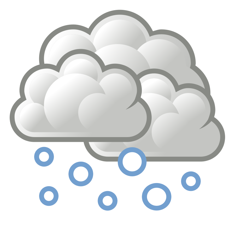 Free Snow Clipart-Free Snow Clipart-9
