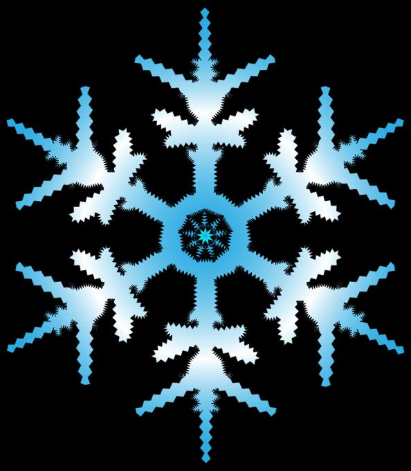 Free Snowflake Clip Art U0026middot; Sno-Free Snowflake Clip Art u0026middot; snowflake10-4