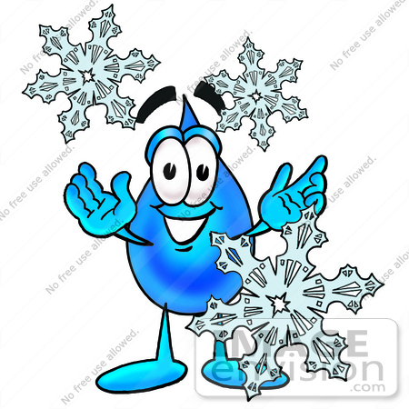 free snowflake clipart - Free Clipart Winter
