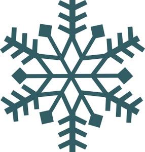 Free Snowflake Clipart-free snowflake clipart-5