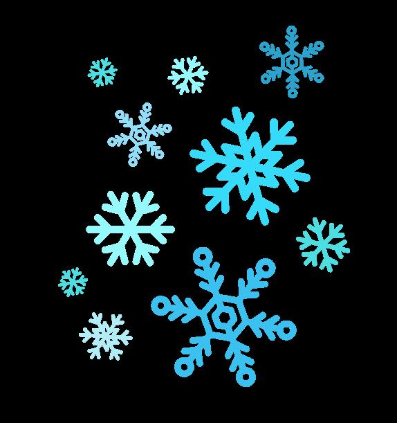 Free Snowflakes Clip Art · s - Clip Art Snow Flakes