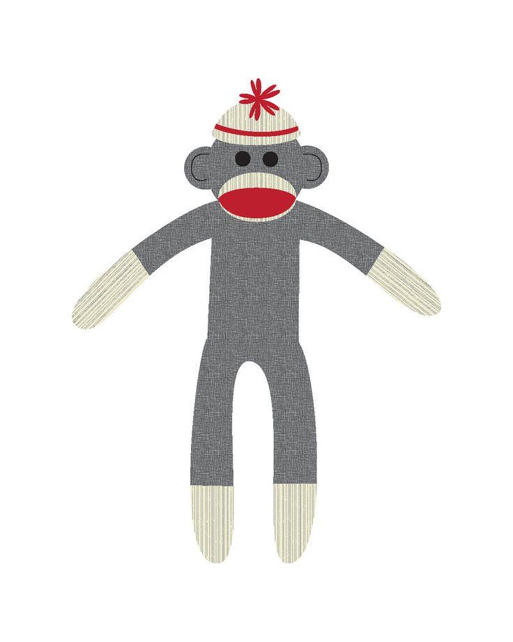 free sock monkey clip art | kb png elephant drawing clip art vector clip art online