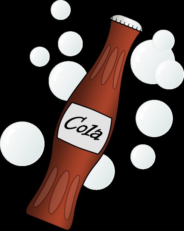 Free Soda Bottle Clip Art