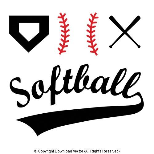 free softball clipart-free softball clipart-14