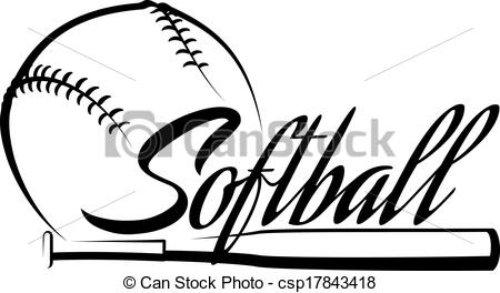 free softball clipart-free softball clipart-4