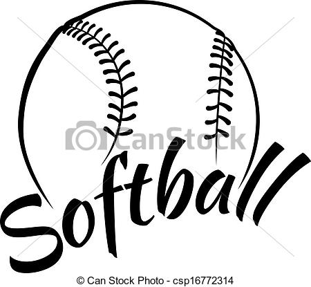 free softball clipart-free softball clipart-7