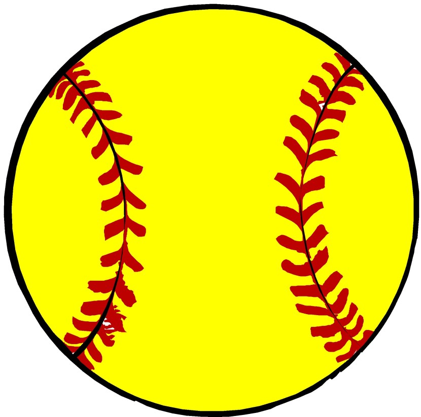 Free Softball Clipart-Free Softball Clipart-2