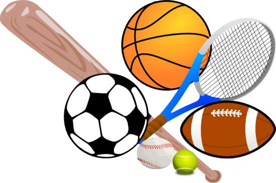 Free sports clipart animated free clipart images
