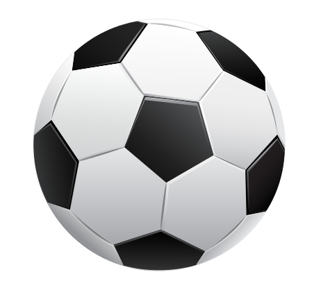 Free sports soccer clipart .