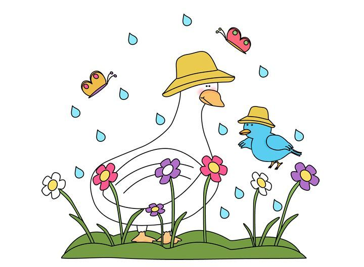 Free Spring Clip Art at My Cute Graphics